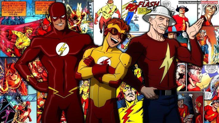 Flash Family